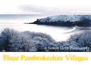 Freshwater East Beach - Winter